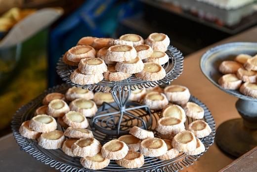 Y邸にてウェディングパーティ用ケーキケータリング イメージ3